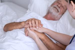 bedridden patients