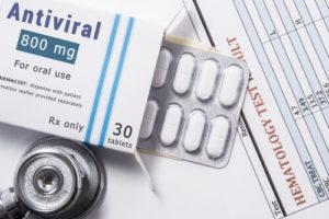 antiviral flu medicine